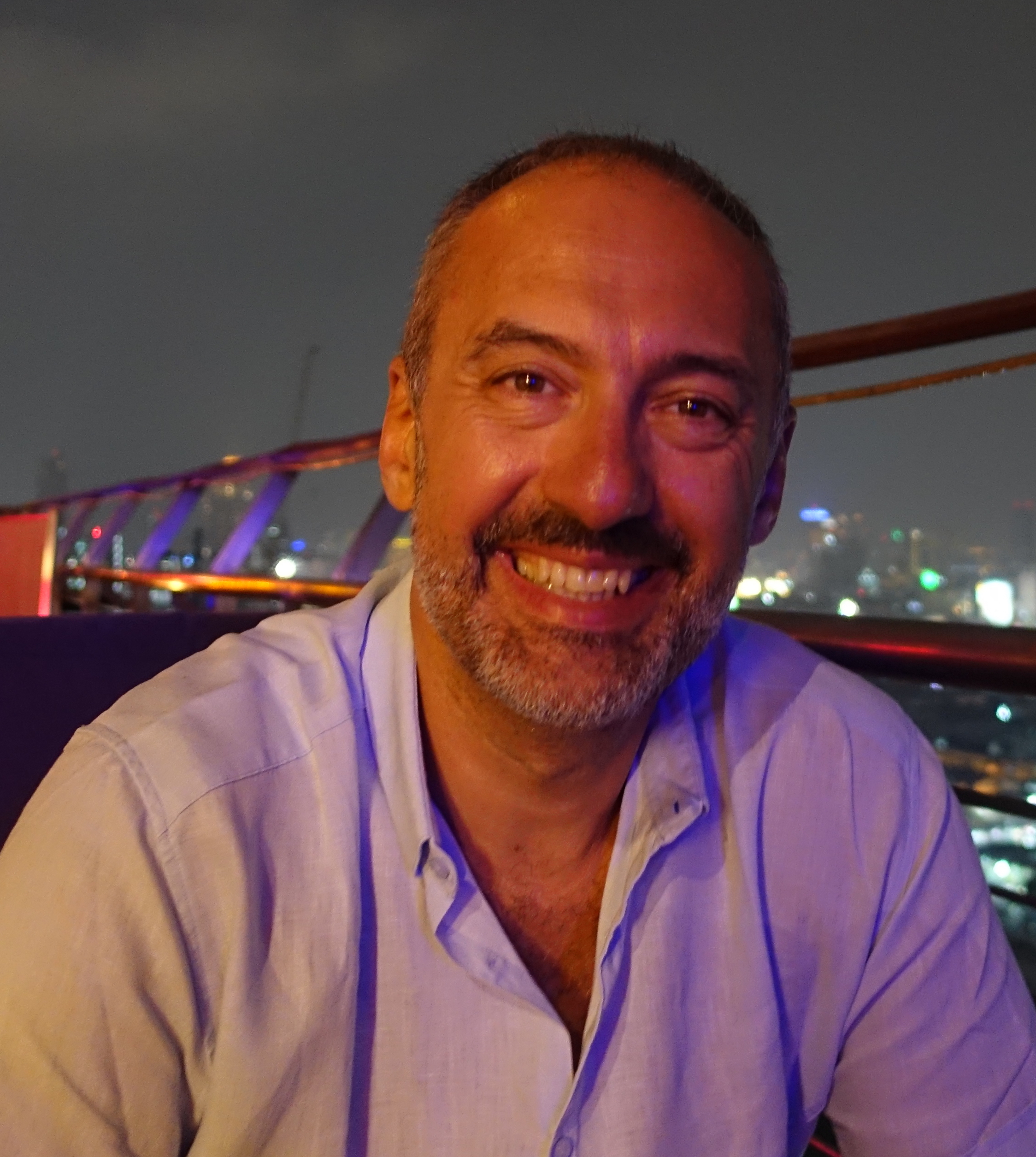 Massimo Castelli : TK Chef