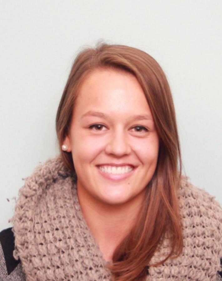 Géraldine Fellmann : Leiterin Informationswesen