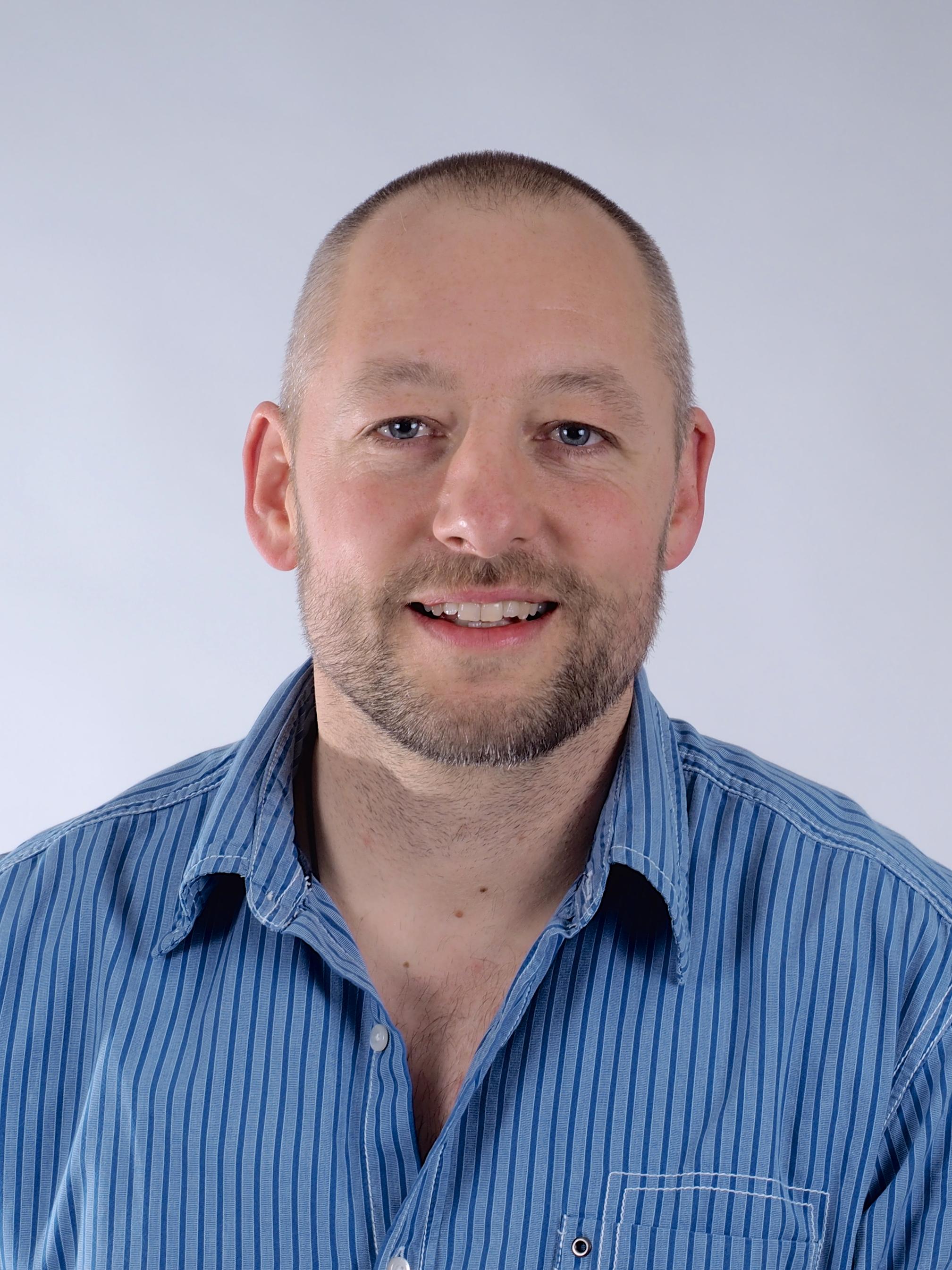 Martin Beck (1. Dan) : Trainer Ju-Jitsu Jugend und Erwachsene