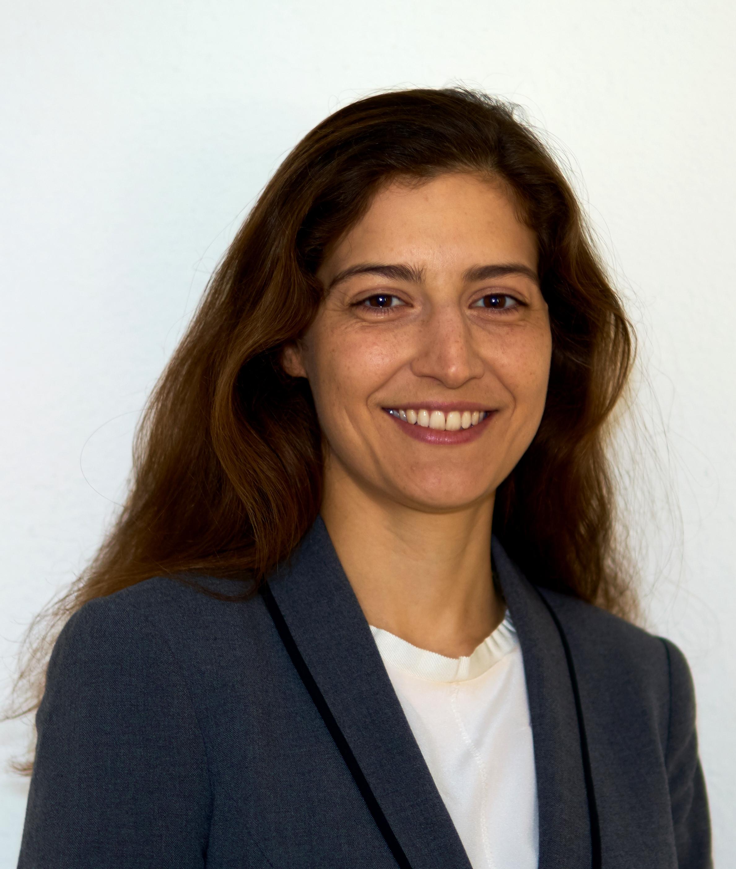 Alessandra Pesenti : Leiterin Mitgliederwesen