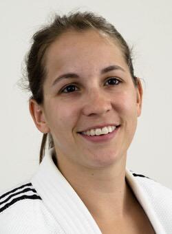 Tabea Wickli (1. Dan) : Schülertrainerin Wettkampf Montag